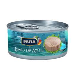 LOMO DE ATÚN EN AGUA PAFIA 140 gr