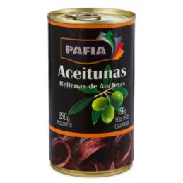 ACEITUNAS CON ANCHOAS PAFIA 350g