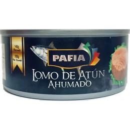 LOMO DE ATÚN AHUMADO 140 gr