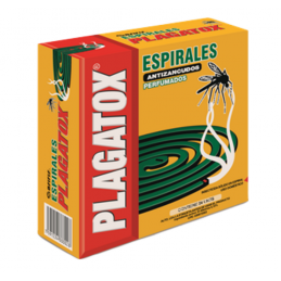 PLAGATOX® ESPIRALES...