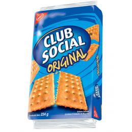 Galleta de Soda Club Social...
