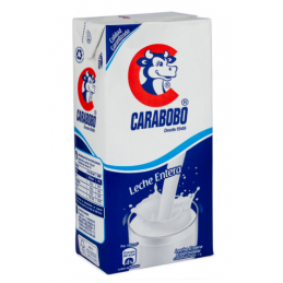 LECHE LÍQUIDA COMPLETA CARABOBO 1 L