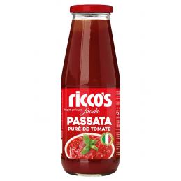 Passata Riccos 680g