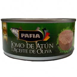 LOMO ATÚN EN ACEITE DE OLIVA 140 gr