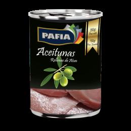 ACEITUNAS CON ATÚN PAFIA 200 g
