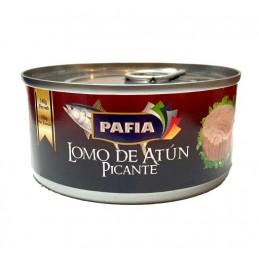 LOMO DE ATÚN PICANTE PAFIA 140 gr