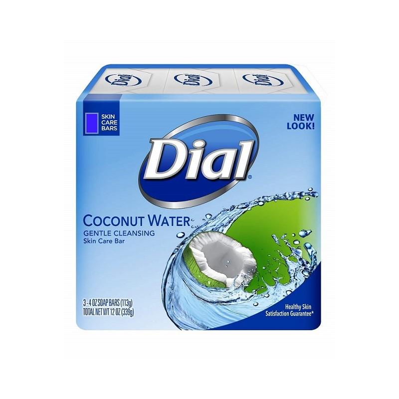 Dial Coconut Water - UND 113g