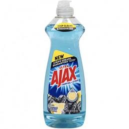 Lavaplatos Ajax Charcoal + Citrus