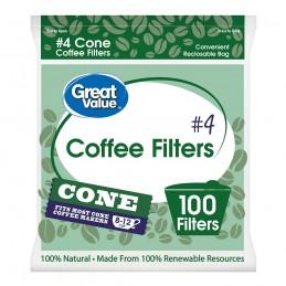 Filtro de Café Great Value...