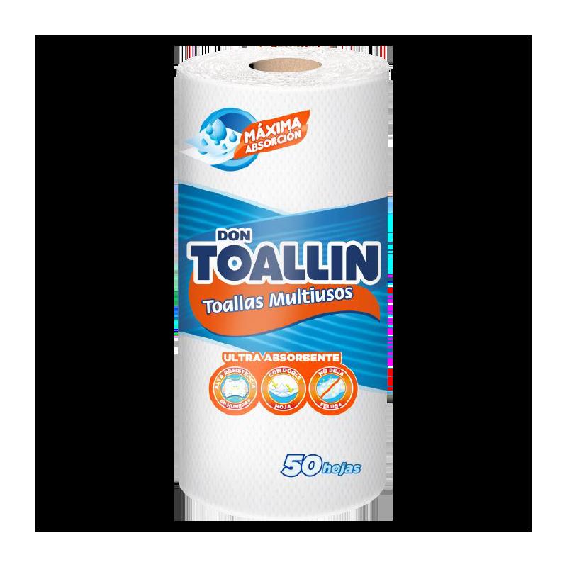 Bulto de Toallin Paveca - Papel Absorbente