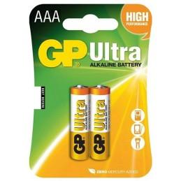 PILA AAA MARCA GP ULTRA ALCALINA - (BLISTER 2)