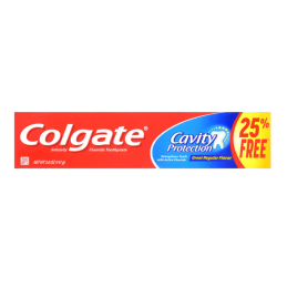Colgate Cavity Protection Toothpaste, 5-oz