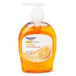 Equate Liquid Hand Soap Orange