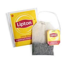 Bolsas de Lipton® El té