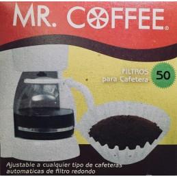 Filtros de papel para Cafetera