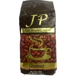 Café JP Gourmet molido 500g...