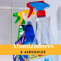 Atomizadores & Aerosoles