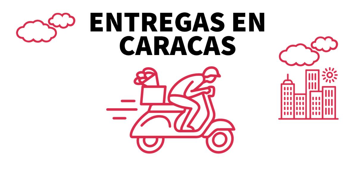 Delivery en Caracas